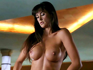 Watch This Video To See Demi Moore And Her Famous Striptease Scenes