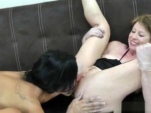 Hot Kinky Jo And Dirty Garden Girl