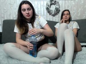 Busty Brunette Amateur Teen Webcam Girl