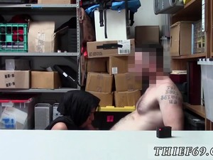 Caught Fingering Ass Suspect Was Clad Suspiciously And Seen Going Into The Dressing