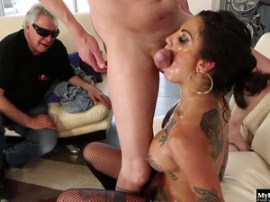 When Bonnie Rotten Shows Up In Your Office, You Know Youre A Bad Boy