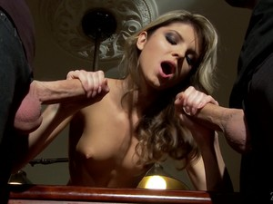 One Hard And Strong Penis Is Not Enough For Horny Girl Gina Gerson