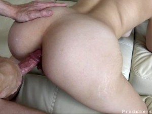 ProducersFun - Nickey Hunstman Does Impressions During Anal Fuck!