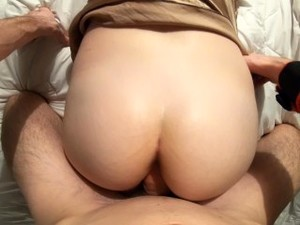 Cum In My Sleeping Roommate With Oiled Ass