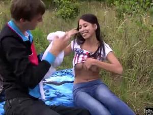 Amateur Couple Fuck First Time Ass Creampie - Visit OsirisPorn.com To Watch More Videos