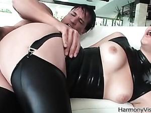 Bobbi Starr In Tight Latex And Leather Fucks