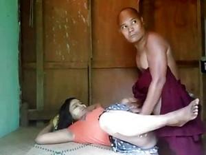 Burmese Mom Fucked By Bald Friend 1
