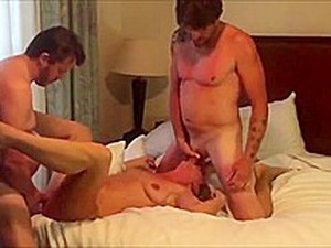 Cuckolding Wife Having A Threesome