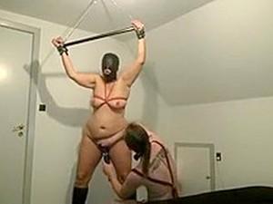 Incredible Homemade BDSM, Ass Adult Video