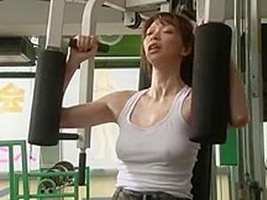 Hottest Japanese Model Satsuki Takasugi In Horny BDSM, Fingering JAV Scene