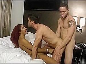 Slut With Boyfriend And Bisexual Husband