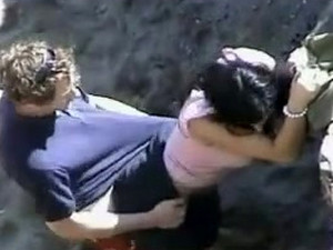 Compilation Clip With Amateur Couples Making Love On A Beach