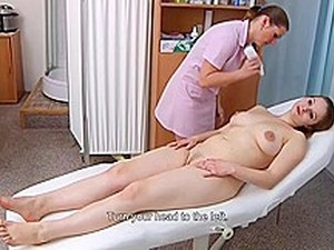 Gyno X - Busty Beauty With Lactating Tits 1