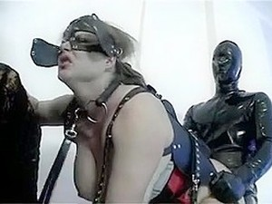 Rubber Chicks Fucked And Used