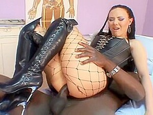 This Sexy Dominatrix Seduces The Nice Doctor