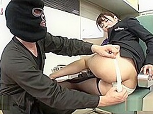 Japan Stewardess Training 12