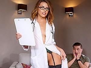 Adriana Chechik  Xander Corvus In Porn Preference Test - BrazzersNetwork