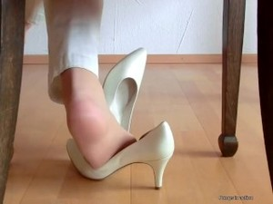 Losing Shoe In Shoeplay