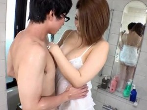 Sw-582 Jav A BATH After A Long Absence