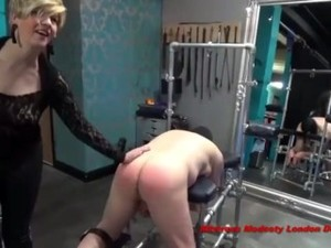 Mistress Modesty London Dominatrix Showreel 2
