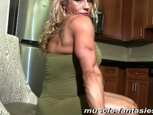 Female Muscle 6