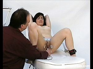 Doctors Punishment Of Pussy Tormented Patient