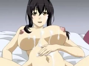Anime Bitch Gets Her Snatch Fucked After Getting It Amazingky Toyed