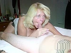 PrivateSociety - Mrs. Baldwin Liquored Up And Ready To Fuck
