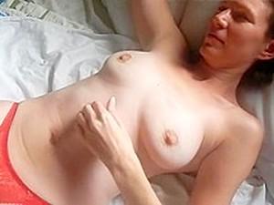 43 Year Old Milf Shel  Red Panties.
