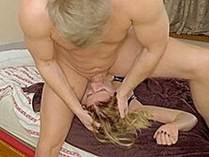 Extreme Brutal Amateur Punish Throatfuck Of Drunk Helpless Slut.