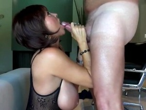 Cheating Milf With Big Boobs Having Fun With Her Ex Husband