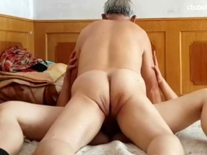 Chinese Grandpa Fucking Prostitute 4