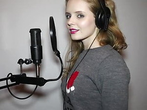 Olga Kalicka I Jej Seksowne Usta Podczas Spiewania 2