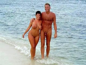 Sexy Amateur Exhibitionist Couples Compilation On The Beach