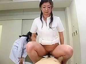 Best Japanese Girl In Exotic Threesome, Public JAV Movie