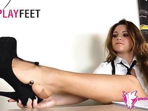 Nylon,Meia calça,Sapatos