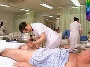 Japan Nurse Handjob - P01