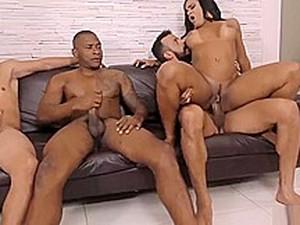 Büyük göt,Büyük yarrak,Brezilya pornosu,Esmerler,Grup seks