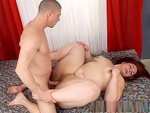 Amazing Pornstar In Incredible Redhead, Bbw Adult Scene