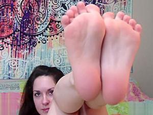 Teaser 32 - Sock And Foot Fetish