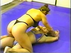 Name The Muscle Wrestling/catfight Video Company 17