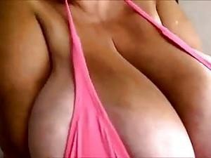 Bbw Mega Tits