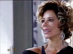 CFNM From Portuguese Telenovela