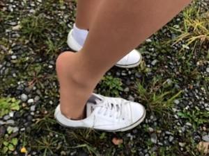 حذاء,جوارب