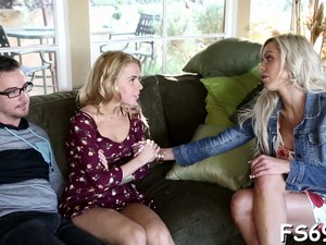 Bitch Rides Her Cousins Dick Video Feature 1