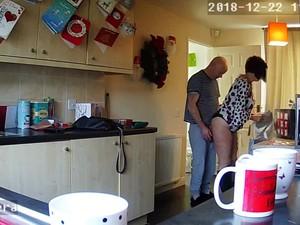 Gizli kameralar,Ev kadını
