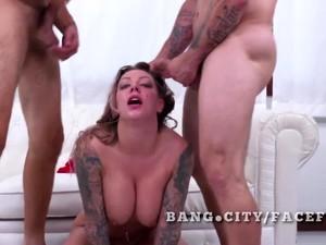Huge Tits Woman Used Like Toilet Part3