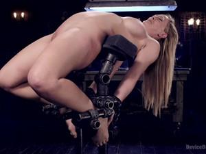 BDSM,Bondaj,Fetiş,Makine seksi