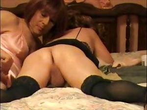 Horny Crossdresser 49