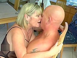 Made To Watch A Stranger Fuck His Mrs